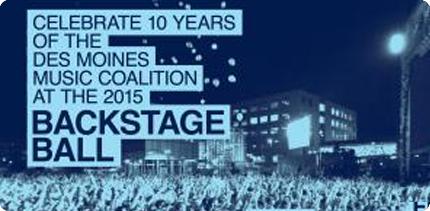 Backstage Ball 2015