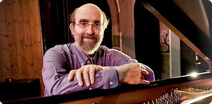 GEORGE WINSTON - piano benefit concert