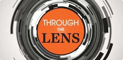 """""""Through the Lens"""" Gala Reception & Photo Exhibit"""