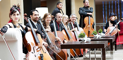 An Evening with Portland Cello Project