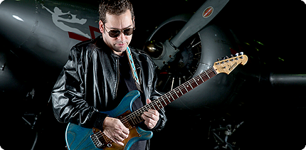Albert Castiglia Live at Fat Fish Pub