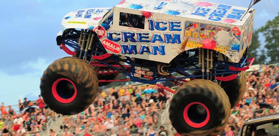 Monster Truck Racing League