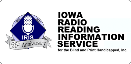Iowa Radio Reading Information Service