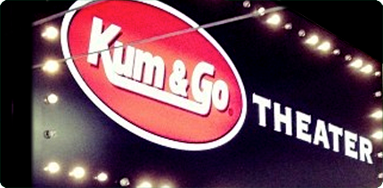 Kum and Go Theater