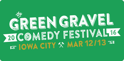 Green Gravel Comedy Festival
