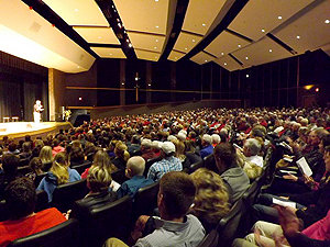 Central Performing Arts Center