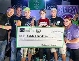 Raising Funds and Awareness