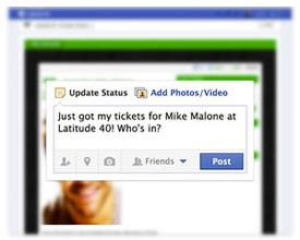 Get More Social Ticket Sales!